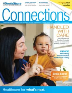 NorthShore Connections Magazine - Dr. Meena Malhotra - Functional Medicine Doctor - Chicagoland